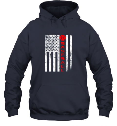 qac8 usa red whitevintage american flag baseball gift hoodie 23 front navy