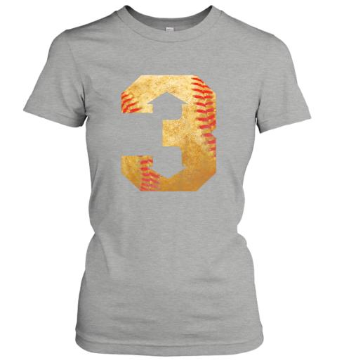 mhes three up three down baseball 3 up 3 down ladies t shirt 20 front ash