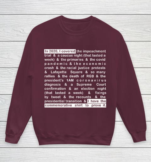 Jim Acosta Youth Sweatshirt 4