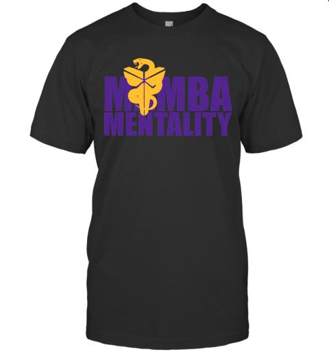 Mamba Mentality T T-Shirt