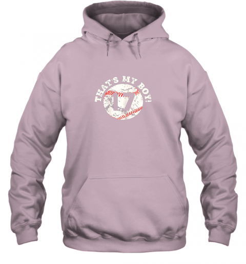 waze that39 s my boy 17 baseball player mom or dad gift hoodie 23 front light pink