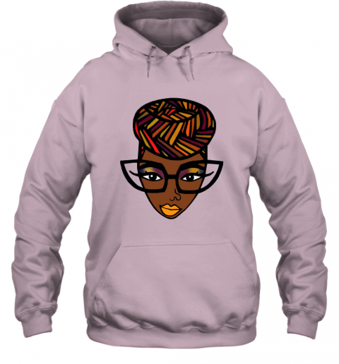 Natural hair T shirt and gift for Black women and Afro girl ANZ Hoodie