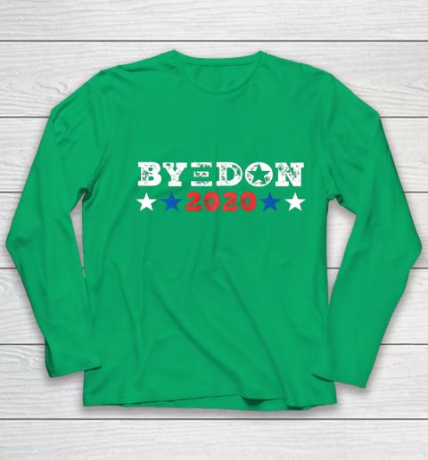 ByeDon Shirt 2020 Joe Biden 2020 American Election Bye Don Youth Long Sleeve 4