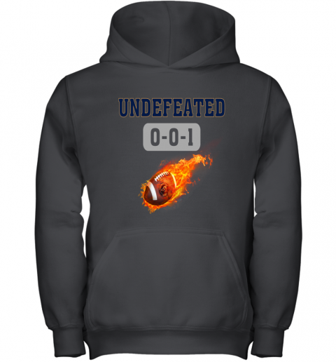 NFL LOS ANGELES RAMS LOGO Undefeated Youth Hoodie