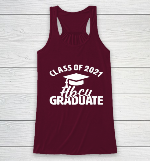 HBCU Alumni Apparel Class Of 2021 HBCU Grad Racerback Tank 2