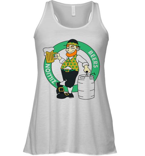 Zillion Beers Keg shirt Racerback Tank
