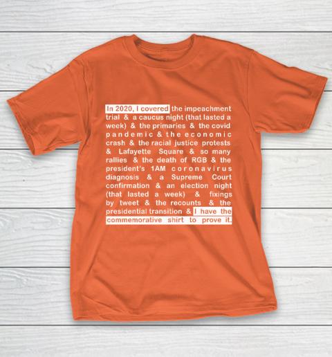 Jim Acosta T-Shirt 4