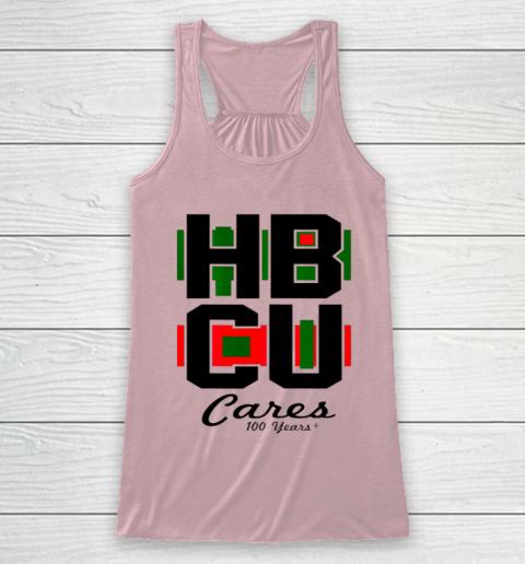 HBCU Cares College University Graduation Gift Black School Racerback Tank 5