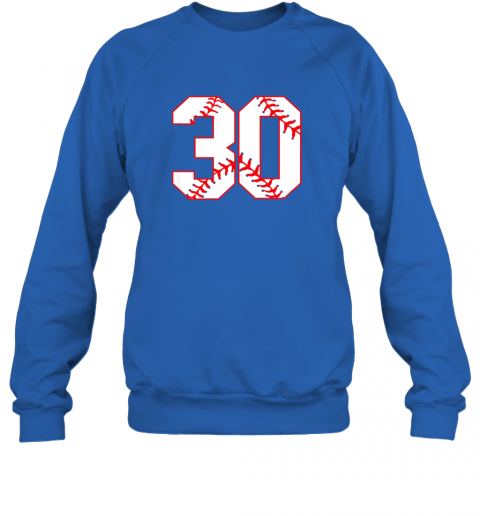 swki thirtieth birthday party 30th baseball shirt born 1989 sweatshirt 35 front royal