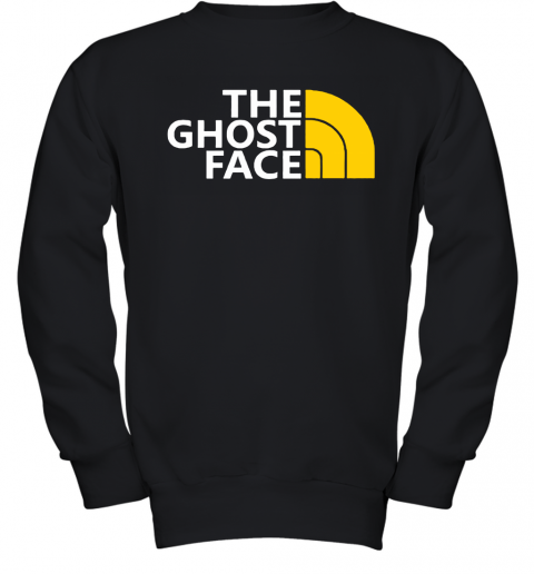The Ghost Face Dead Wu Tang Clan Ghostface Youth Sweatshirt
