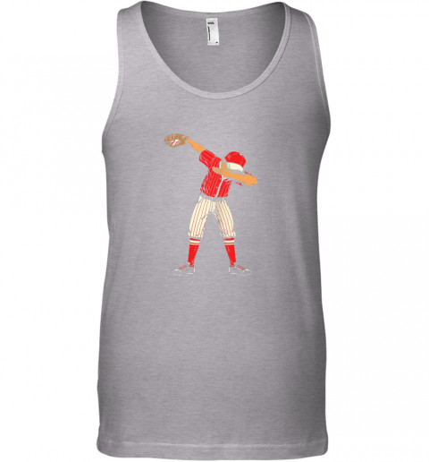xim4 dabbing baseball catcher gift shirt men boys kids bzr unisex tank 17 front sport grey