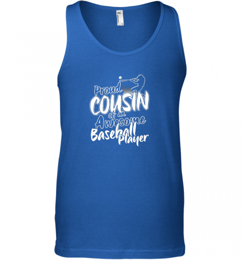 gslm cousin baseball shirt sports for men accessories unisex tank 17 front royal