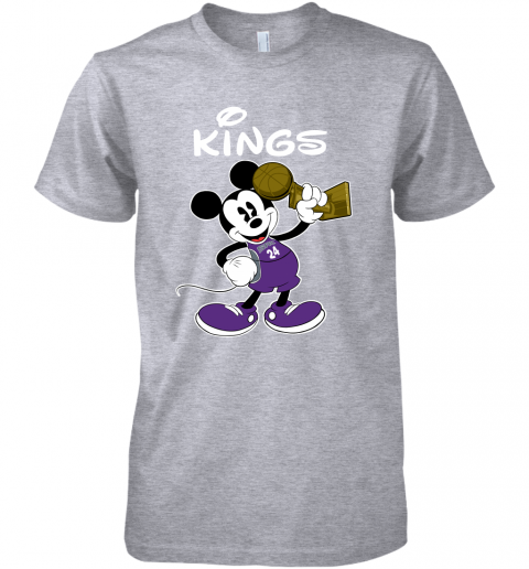 Mickey Sacramento Kings Premium Men's T-Shirt