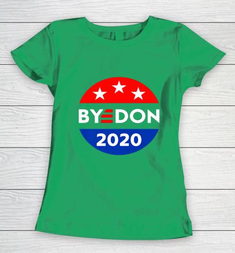 ByeDon 2020 Bye Don Anti Trump Vote Joe Biden Women's T-Shirt 5