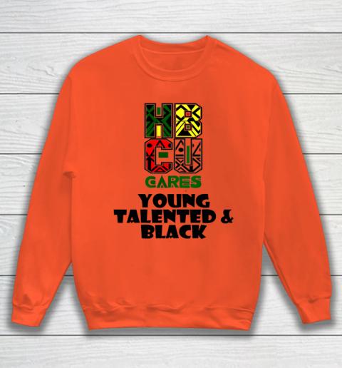 HBCU Cares College University Graduation Gift Black Schools Shirt Sweatshirt 2