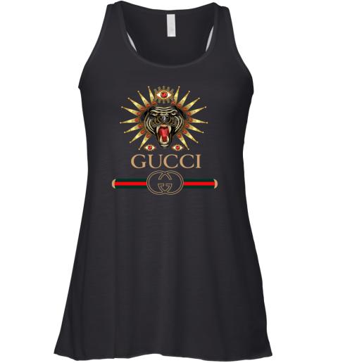 Gucci Logo Tiger Best Womens Racerback Tank Top