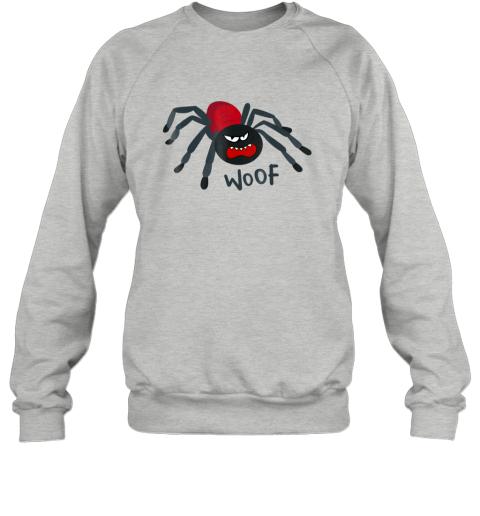 Barking Spider, Halloween Apparel for Dog Lovers Sweatshirt