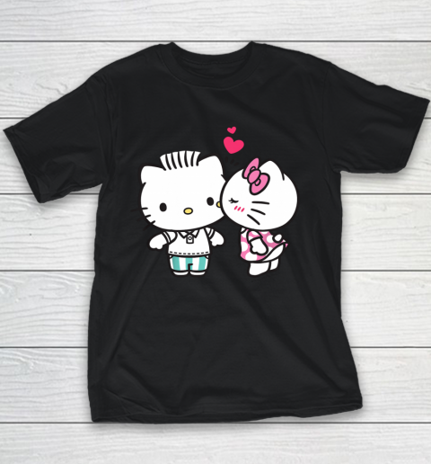 Hello Kitty and Dear Daniel Valentine Tee Youth T-Shirt