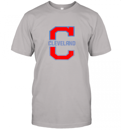 w5ik cleveland hometown indian tribe vintage jersey t shirt 60 front ash