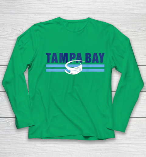Cool Tampa Bay Local Sting ray TB Standard Tampa Bay Fan Pro Youth Long Sleeve 4