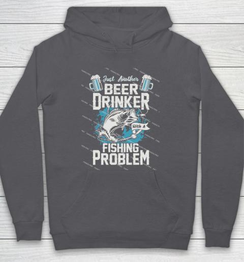 Beer Lover Funny Shirt Fishing ANd Beer Hoodie 4