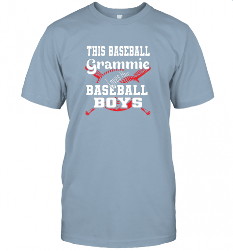 soul this baseball grammie loves her baseball boys jersey t shirt 60 front light blue