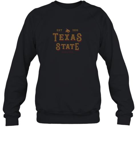 Texas State Bobcats Women_s College NCAA Sweatshirt