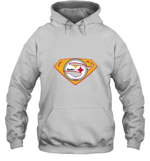 Superman Steelers Hoodie