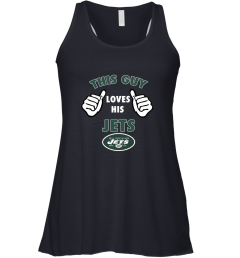 2ukv this guy loves his new york jets flowy tank 32 front midnight