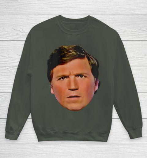 Tucker Carlson Wemple Youth Sweatshirt 10