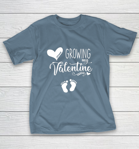 Growing my Valentine Tshirt for Wife T-Shirt 6