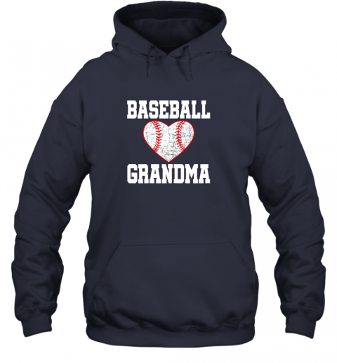 q4mx vintage baseball grandma funny gift hoodie 23 front navy