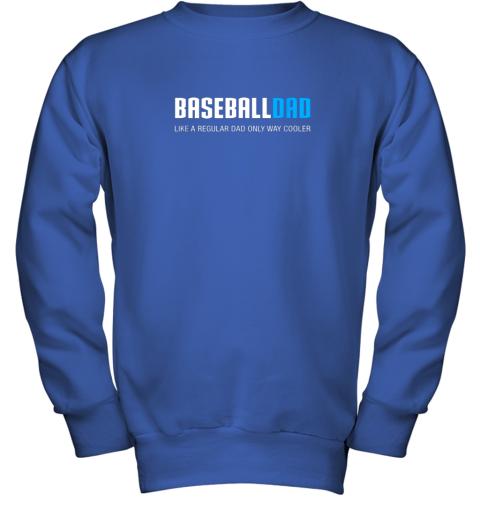 nwzw mens baseball dad shirt funny cute father39 s day gift youth sweatshirt 47 front royal