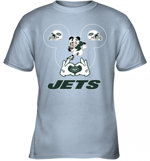 duq2 i love the jets mickey mouse new york jets youth t shirt 26 front light blue