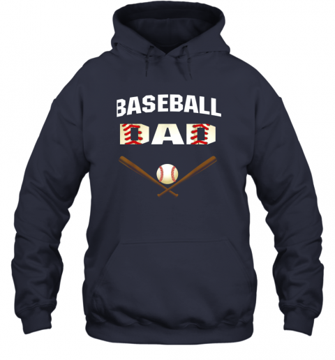 4sqk mens baseball dad shirtbest gift idea for fathers hoodie 23 front navy