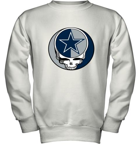 NFL Team Dallas Cowboys x Grateful Dead Youth Sweatshirt