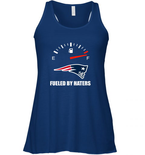 7q2y fueled by haters maximum fuel new england patriots flowy tank 32 front true royal