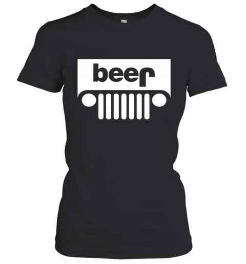 Jeep Beer Women's T-Shirt