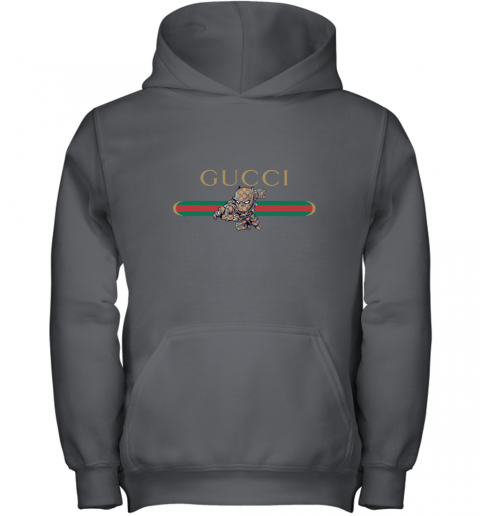 Black Panther Gucci Youth Hoodie