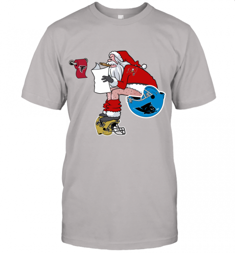 1mml santa claus tampa bay buccaneers shit on other teams christmas jersey t shirt 60 front ash