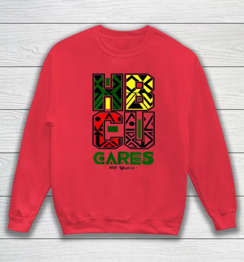 HBCU Cares College University Graduation Gift Black Schools Sweatshirt 6