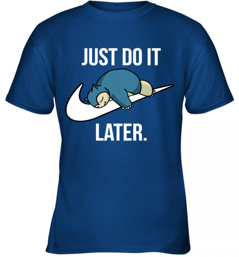 Snorlax Youth T-Shirt