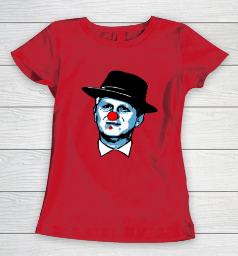 Michael Rapaport Clown Women's T-Shirt 9