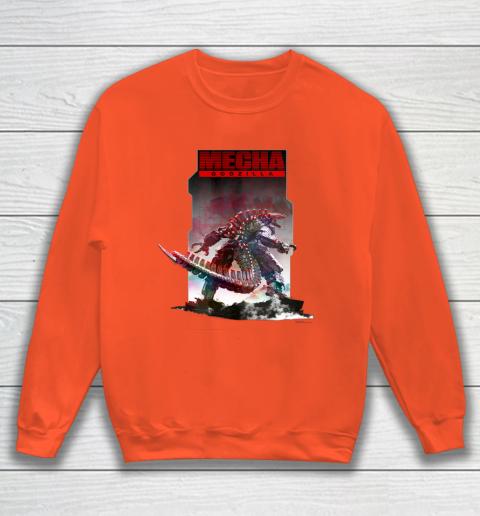 Godzilla vs Kong Mechagodzilla Sweatshirt 3