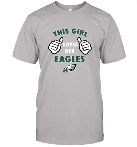 w6rl this girl loves her philadelphia eagles jersey t shirt 60 front ash