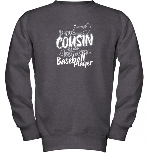 myq7 cousin baseball shirt sports for men accessories youth sweatshirt 47 front dark heather