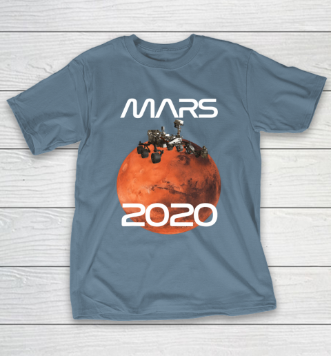 Mars 2020 NASA Rover Mission T-Shirt 6