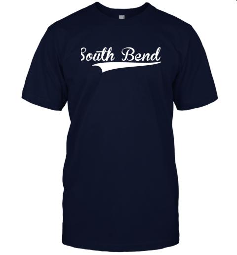 tyoz south bend baseball styled jersey shirt softball jersey t shirt 60 front navy