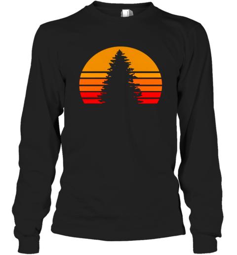 Sunset Rock Shirt Long Sleeve T-Shirt