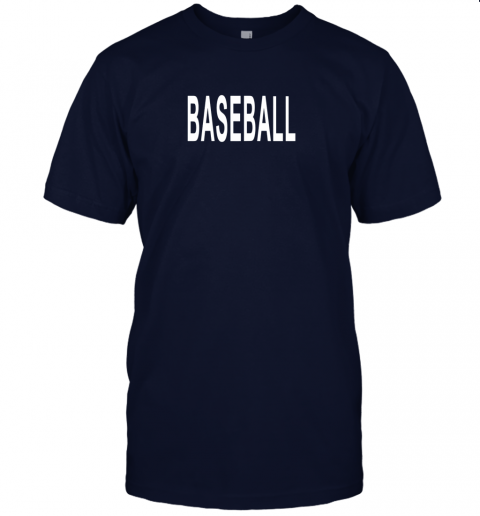 ebls shirt that says baseball jersey t shirt 60 front navy